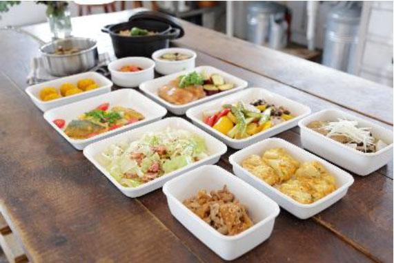 食の専門家がつくる脳の健康を考えた料理