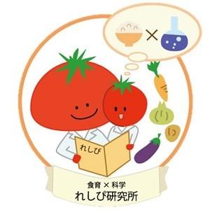 食育科学れしぴ研究所ロゴ