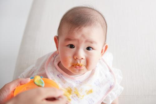 離乳食食べない